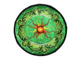 Aufnäher / Patch - Sonne im Lotus