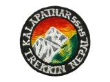 Aufnäher / Patches - Himalaya Kala Pathar Trekking Nepal