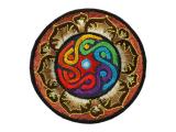Aufnäher / Patches - Spirale Lotus