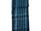 Arafat Pali Tuch handgewebt aus Baumwolle kariert