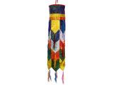 Tibetischer Deckenbehang Chukhor 80 cm