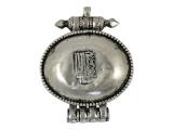 Tibetische Ghau Box Amulett Kalachakra