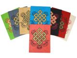 Grußkarten-Set Unendlicher Knoten