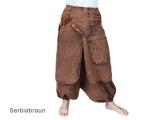 Haremshosen Batik Om
