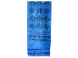 Khata Katak Glückssymbole blau