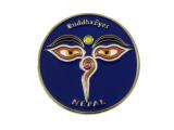 Magnet Buddha Augen Nepal