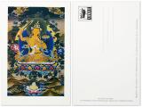 Postkarte Manjushree