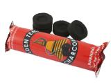Räucherkohle Kohletabs zum Räuchern 1 Rolle 10 Tabs