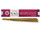 Räucherstäbchen - Golden Nag Meditation