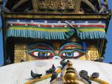 Shambu - Tibetischer Deckenbehang 100 cm
