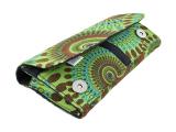 Damen Brieftasche mit Magnetverschluss