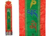 Tibetischer Wandbehang - Om Mantra