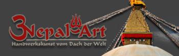 Nepal Art Shop - Handwerkskunst vom Dach der Welt