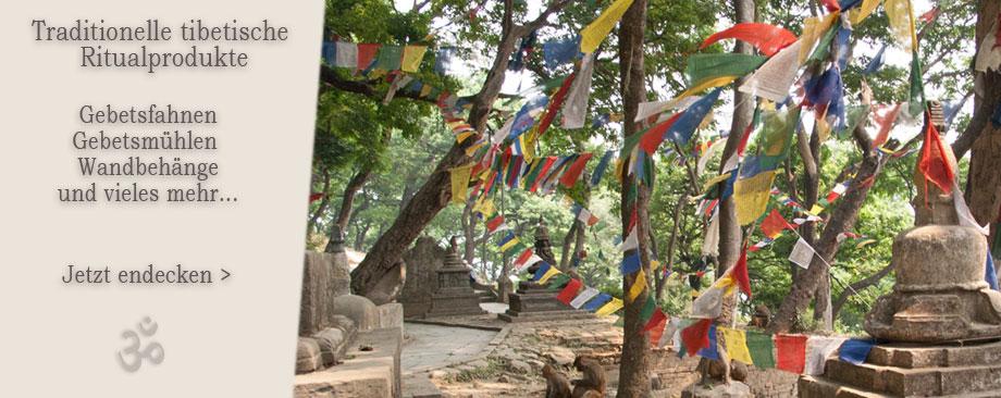 Tibet Produkte